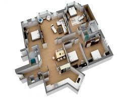 Floor Plan Drawing Apps by 25 More 3 Bedroom 3d Floor Plans 3d Floor Plan App Crtable
