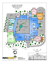 large estate house plans vibrant colour floor plans proper measure