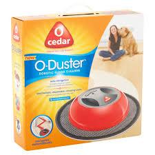 o cedar o duster robotic floor cleaner walmart com