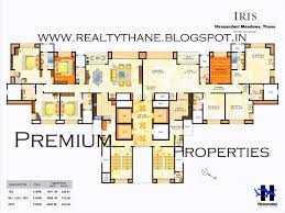 frasier crane apartment floor plan hiranandani meadows 4 bedroom apartment for sale bedroom apartment