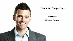 Mens Face Shapes And Hairstyles by Frames For A Diamond Face Shape Male Youtube