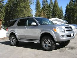 2005 toyota sequoia limited specs 2005 toyota sequoia 4x4 low lifted pirate4x4 com 4x4
