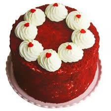 is red velvet cake any different from chocolate cake