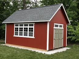 garden sheds miller u0027s storage barns