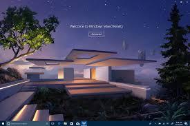 windows 10 fall creators update windows mixed reality and 3d