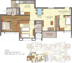 Savvy Homes Floor Plans by 1730 Sq Ft 3 Bhk 3t Apartment For Sale In Savvy Infrastructures