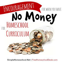 free homeschool curriculum resources archives money encouragement for when you have no money for homeschool curriculum