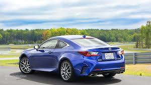 lexus sports car blue 2015 lexus rc rc f tested autoevolution