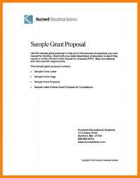 5 grant cover letter sample intern resume