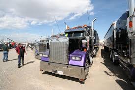 kenworth truck company ab big rig weekend 2007 pro trucker magazine canada u0027s trucking