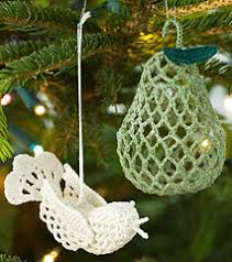 ravelry crochet ornaments patterns