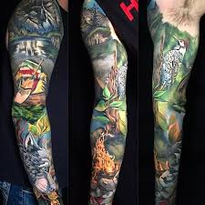25 amazing sleeve tattoos for tattoozza
