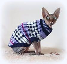 sphynx sweaters sphynx cat ebay
