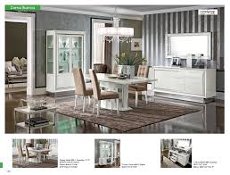 Formal Dining Room Set Dama Bianca Dining Modern Formal Dining Sets Dining Room Furniture