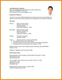Sample Of Resume For Job Application by Professional Resume And Job Applications Resume Fill In Blank