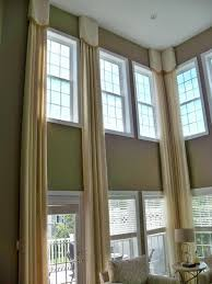 17 best images about curtains for two story windows on pinterest