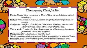 thanksgiving snack mix preschool items juxtapost
