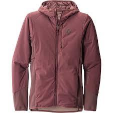 black first light hoody black first light hybrid hooded jacket women s
