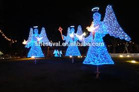 Outdoor Christmas Decor by Interesting Lighted Christmas Decorations Terrific Outdoor