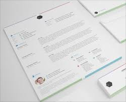 Free Resume Template Design 10 Best Free Resume Cv Templates In Ai Indesign U0026 Psd Formats