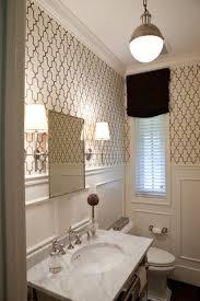 Wallpaper In Bathroom Ideas Bathroom Design Wallpaper In Small Bathroom Thibaut Design Ideas