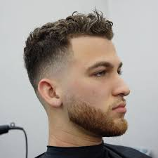 all types of fade haircuts types of fade haircuts man 2017 curly fade haircut men hairstyle
