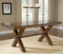 Farm Table Kitchen by 36 Best Trestle Farm Table And Bench Images On Pinterest Tables