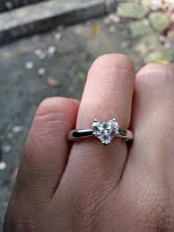heart shaped diamond engagement ring help need to what i should look for in a heart shaped