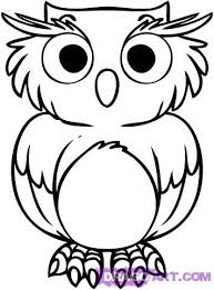 25 cartoon owl images ideas owl coloring