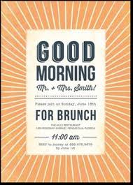 wedding brunch invitation our favorite day after wedding brunch invitations brunch