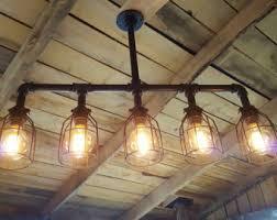 Hanging Edison Bulb Chandelier Chandeliers U0026 Pendant Lights Etsy Hk