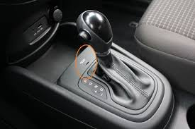 automatic stick shift