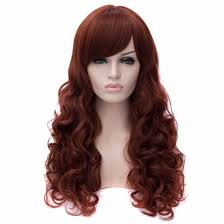cheap red curly wig costume find red curly wig costume deals on