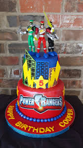 power rangers cake toppers power rangers cake by max cakes max cakes