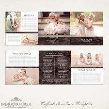 prix photographe mariage la liste de prix photographe trifold brochure 5 x 5 forfait