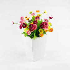Modern White Planter by Compare Prices On White Wooden Planters Online Shopping Buy Low
