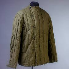 soviet military ww2 winter jacket uniform telogreika size s m