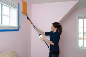 Do You Paint Ceiling Or Walls First by Wagner 0530004 Smart Flow Roller Paint Rollers Amazon Com