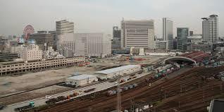 corset si鑒e 大阪梅田の再開発をじっくりと定点観測してみるブログ 倉庫の解体が