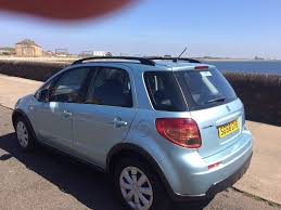 2008 suzuki sx4 gl 1596 cc 5 door hatchback full service records