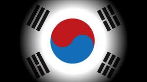 South Korea Flag Asian South Korea Flag Korean Water Drops Taegeukgi Wallpaper And