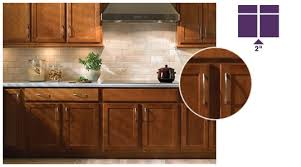 kraftmaid kitchen cabinet door styles overlay overlay a overlay door means there is