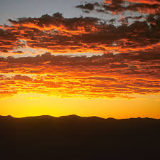 Patio Santa Fe Mexico by Best Sunset Views In Santa Fe Travel Leisure