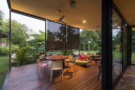 energy saving itzimna house in mexico