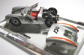 porsche model car porsche 550rs from basic43 1 43 scale english