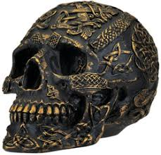 Celtic Skull - passage of sculpture celtic skull neo mfg com flickr