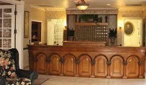 Registration Desk Design Registration Desk Picture Of The Horton Grand Hotel San Diego