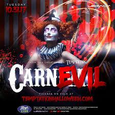 temptation u2013 carnevil halloween party tampa fl u2013 tickets