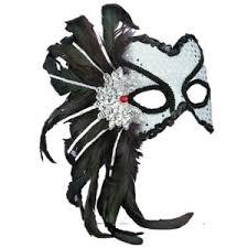 black and white masquerade mask black and white masquerade mask polyvore