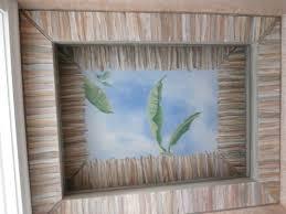 diy faux wood painting